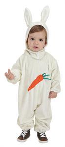 Disfraz Bebé Conejito Zanahoria Talla 0-12 meses Llopis 2163