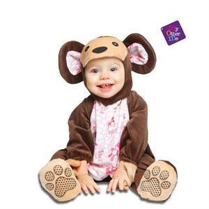 Disfraz Bebé Osito Abejitas Unisex 7-12 Meses Viving 204278