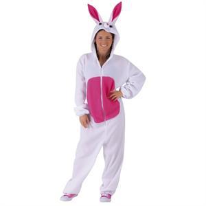 Disfraz Conejo Adulto Talla Unica Rubies S8449