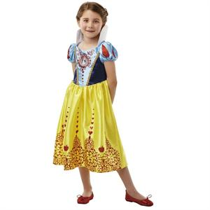 Disfraz Infantil Blancanieves Talla 5-6 años Rubies 640712M