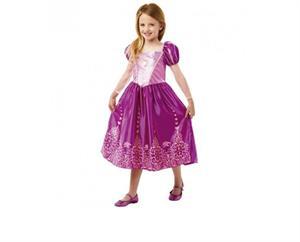 Disfraz Infantil Rapunzel Talla 5-6 años Rubies 640722M