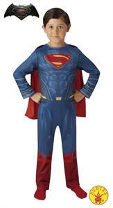 Disfraz Infantil Superman Talla S 3-4 años Rubies 64811S