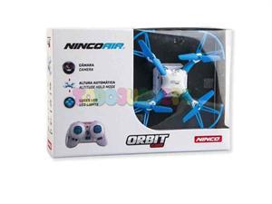 Drone Nincoair Orbit 4 Canales y Camara Ninco 90124