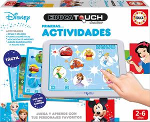 Educa Touch Primeras Actividades Disney Educa 17919