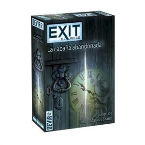 Exit El Juego La Cabaña Abandonada Devir BGEXIT1