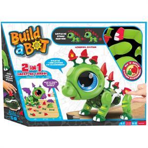 Figura Build a Bot Dino Dragon 2 en 1 Famosa 714667