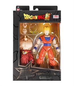 Figura Dragon Ball Super Saiyan Gohan Bandai 35996