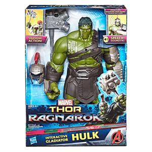 Figura Hulk Gladiador Interactivo Hasbro 9971B