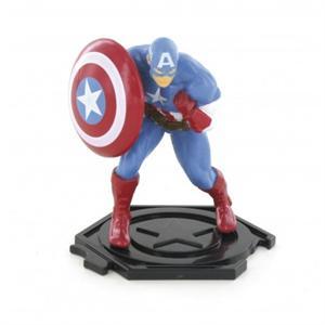 Figura Pvc Avengers Capitan America  Comansi 96025