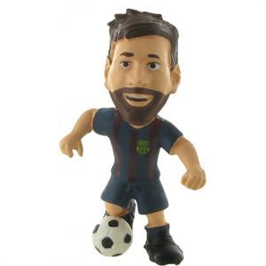 Figura Pvc FC. Barcelona Messi 7cm. Comansi 74143