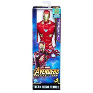 Figura Titan Hero Iron Man Hasbro 1410E