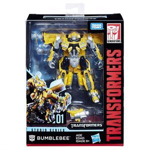 Figura Transformes Bumblebee Hasbro 739E