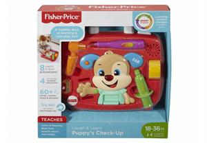 Fisher Price Maletin Perrito Pequeño Doctor Mattel 99FPP