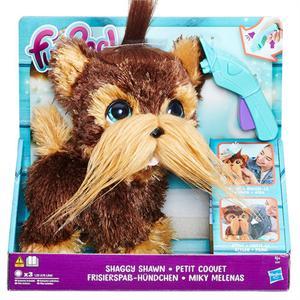 Fur Real Perro Miky Melenas Hasbro 497E