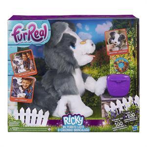 FurReal Perrito Interactivo Ricky Hasbro 384E