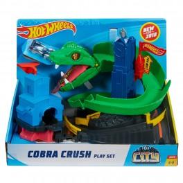 Hotwheels Pista Cobra Infernal Mattel 20FNB