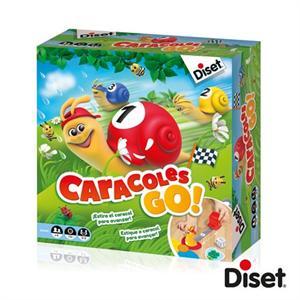 Juego Caracoles Go Diset 60180