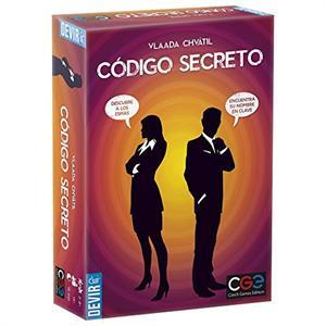 Juego Codigo Secreto Devir BGCOSE