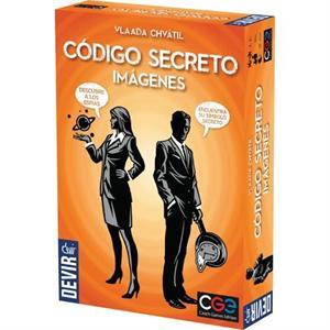 Juego Código Secreto Imágenes Devir BGCOSEIM