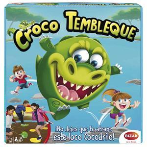 Juego Croco Tembleque Bizak 61924605