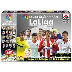 Juego De la Liga Santander 2017-2018 Educa 17439