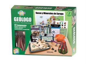 Juego Equipo Profesional de Geologo Cefa 21833