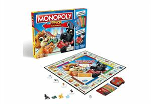 Juego Monopoly Junior Electronico Hasbro 1842E