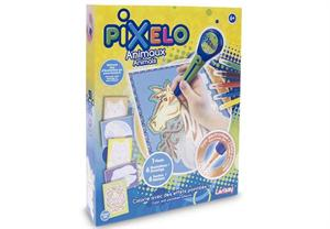 Juego Pixelo Animales Toy Partner 20275