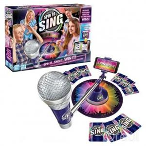 Juego Spin To Sing Cife 41393