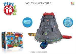 Juego Volcán Aventura IMC 96738