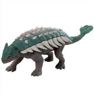 Jurassic World Dinosaurio Ankylosaurus con sonido 15cm Mattel 25FMM
