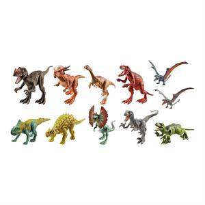 Jurassic World Dinosaurio Ataque 9,5cm Mattel 11FPF