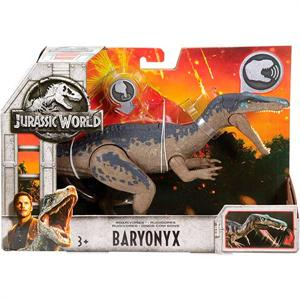 Jurassic World Dinosaurio Baryonyx con Sonido 15cm Mattel 26FMM
