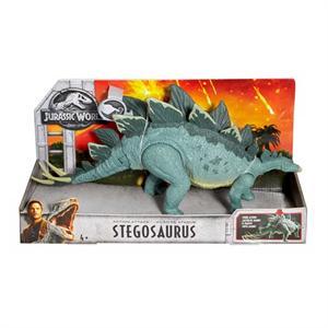 Jurassic World Dinosaurio Stegosaurus Mattel 88FMW