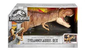 Jurassic World Tyrannosaurus Rex Supercolosal 90cm Mattel 63FMM