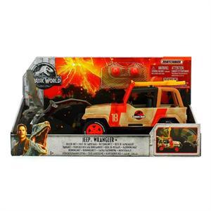Jurassic World Vehiculo Rescata Dinosaurios 46FNP