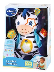 La Cebra Cantarina Wtech 513522
