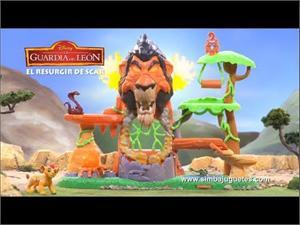La Guardia Del León El Resurgir De Scar Simba 9312115