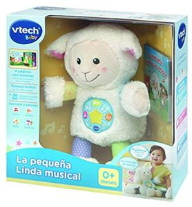 La Pequeña linda Musical Vtech 506722
