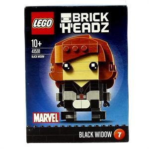 Lego Brickheadz Marvel Viuda Negra 41591