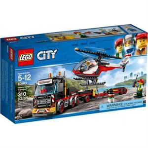 Lego City Camión de Transporte Mercancias Pesadas 60183