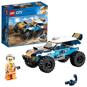 Lego City Coche de Rally del Desierto 60218