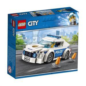 Lego City Coche patrulla de la Policia 60239