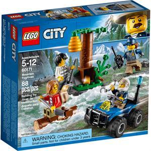 Lego City Montañero Fugitivos 60171