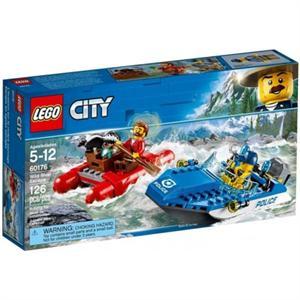 Lego City Police Huida por Aguas Salvajes 60176