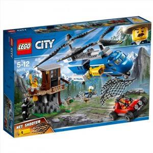 Lego City Police Montaña Arresto 60173