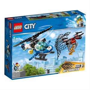 Lego City Policia Aérea: A la Caza del Dron 60207