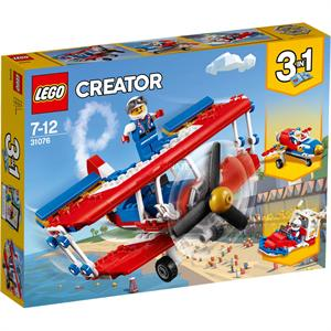 Lego Creator 3 en 1 Audaz Avión 31076