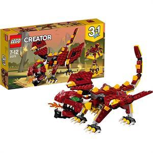 Lego Creator 3 en 1 Criaturas Miticas 31073