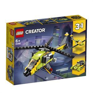 Lego Creator Aventura en Helicóptero 31092